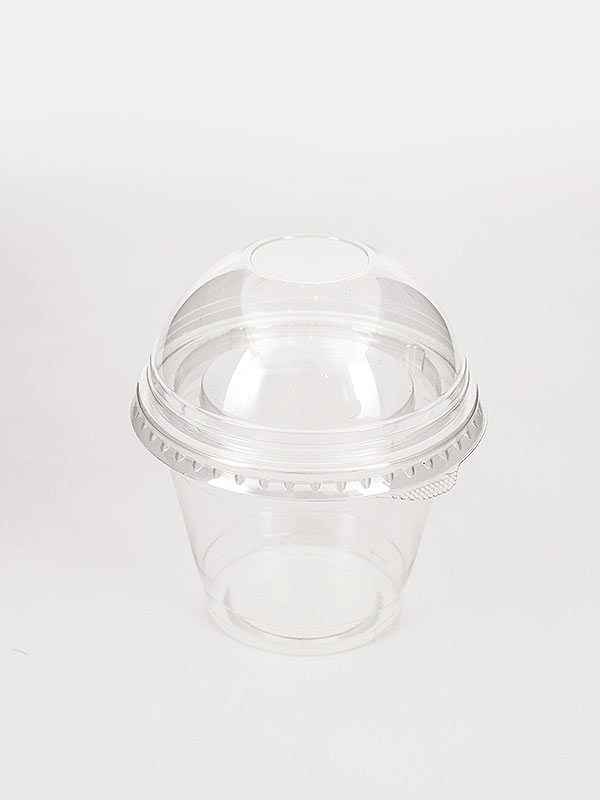 Pet lid without hole